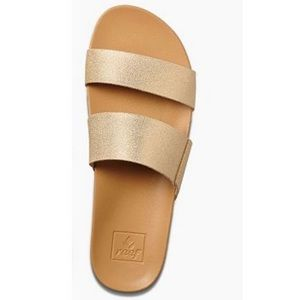 Reef Shoes - Reef golden strapped sandals 🌟🌟 {size 6}